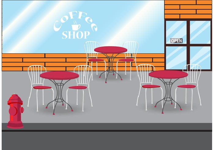window urban town tea table street sitting seat restaurant relax outside outdoors outdoor cafe Outdoor lunch lifestyle leisure food eating drink cup coffeehouse Coffee house coffee chair cafe building breakfast
