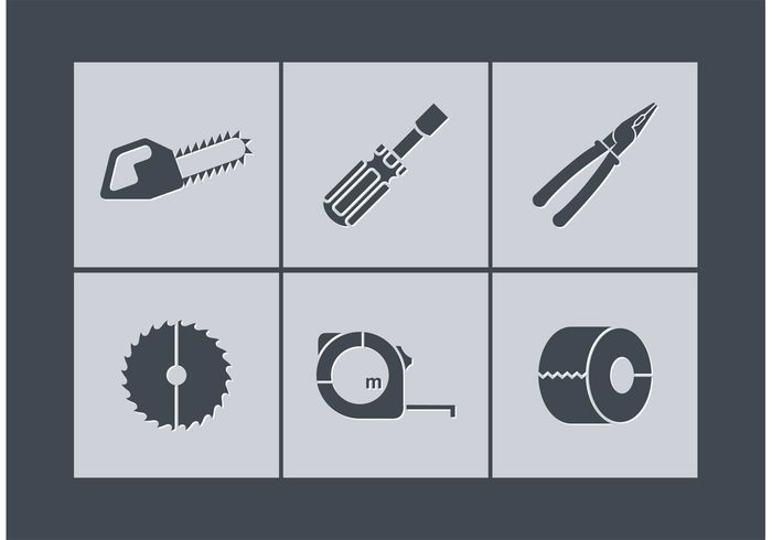 wrench work web vector tool icon tool technological Tape measure symbol sign settings icon service screw driver repair pictogram mechanical maintenance tools maintenance icon isolated icon Engineering duct tape chainsaw blade