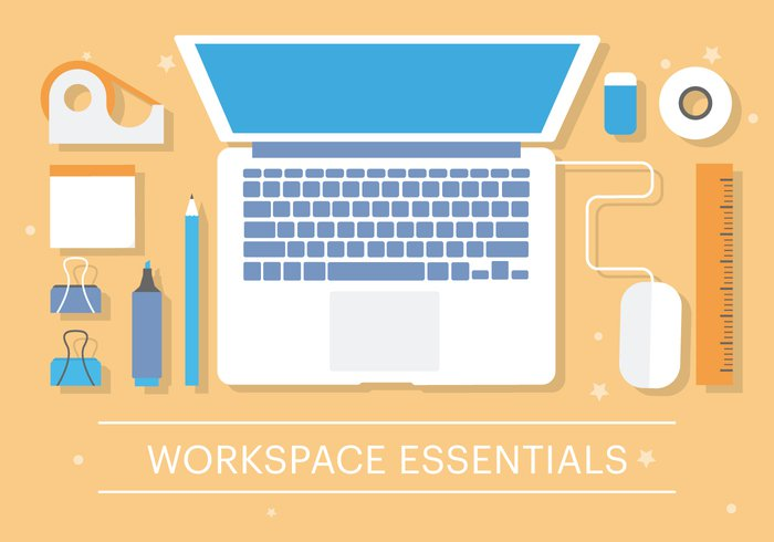 workspace workplace work website web vector technology table symbol space screen process planning Place Organization office objects notebook monitor modern meeting management laptop Job interior infographic illustration icon home graphic glasses Freelance flat equipment elements digital development desktop desk designer design creative concept computer business background art analytics