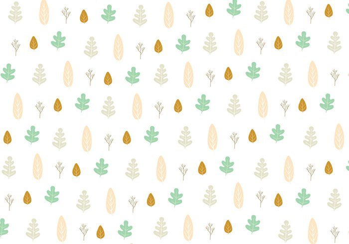 wallpaper seamless pattern pastel colors ornamental nature leaf icon decorative decoration deco branch background