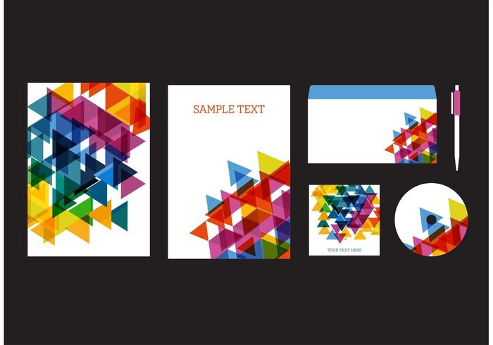 white website vector triangle template design template profile pattern modern magazine layout illustration graphic geometric design creative cover corporate identity concept company profile template company profile company colorful color business brochure book banner background abstract