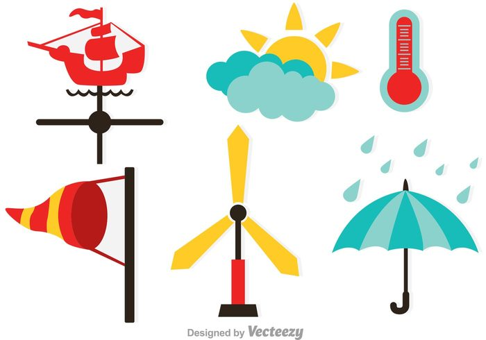 windmill wind weather vanes weather vane icon weather vane weather icon weather flag weather vane umbrella temperature sunny sun sky rain cold cloud