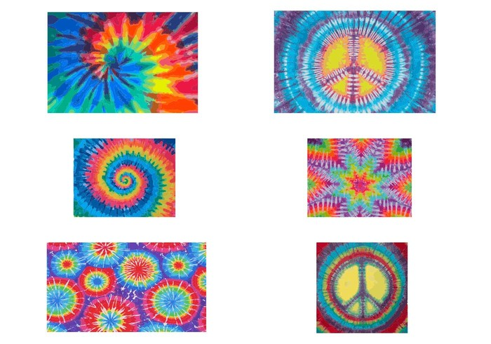 yellow white vibrant tye dye tye tile tiedye Tie dye tie Textile sixties seventies seamless retro repeating red rainbow purple psychedelic pink pattern orange material illustration hippy hippie green dye design colorful colored color circle bright blue background abstract 1970 1960