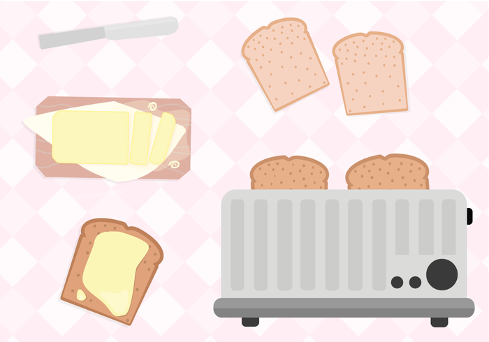 Toaster toast table snack Sliced bread sandwich nutrition meal lunch Loaf of bread knife grilled food dinner delicious cutting-board butter breakfast bread bakery