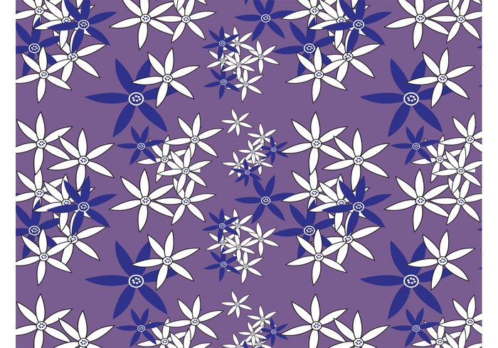 wallpaper spring seamless pattern petals pattern nature flowers flora blossoms bloom background