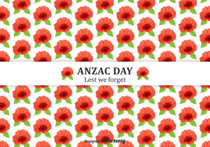 zealand watercolor war Veteran vector symbol spring seamless round remembrance red poster poppy poppies plant pattern nature mourning military memory memorial lest illustration graphic flower floral design decoration day blossom Australian Australia art army April anzac day anzac