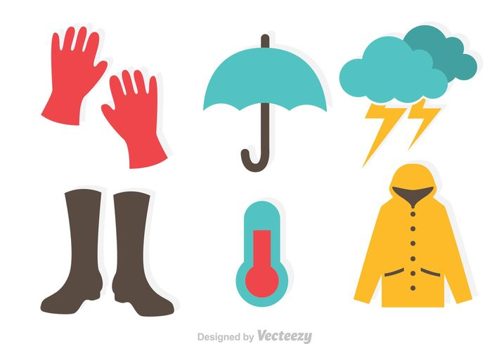 umbrella temperature spring showers spring shower spring sky shower rainy icons rainy icon rainy day rainy raining Raincoat rain icon rain gloves cloud boots