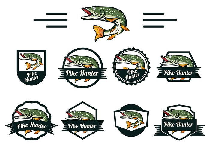 wobbler wildlife water vintage Trout tournament Tackle stylized sporting sport sign season river retro reel Recreation predator pike Outdoor Northern nature monochrome logo label isolated icon Hobby fun fishing fish emblem element contest club Catch bass bait badge background autumn angling angler active