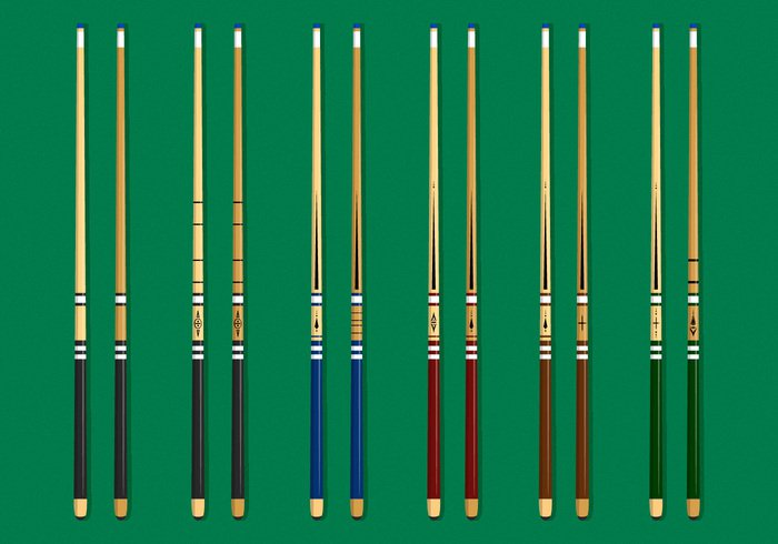 wooden vintage victory vector table stick sport shoot retro pool sticks pool player play object nightlife leisure isolated indoor Hobby green game fun entertainment competitive club classic Challenge brown black billiard biliard cue background american
