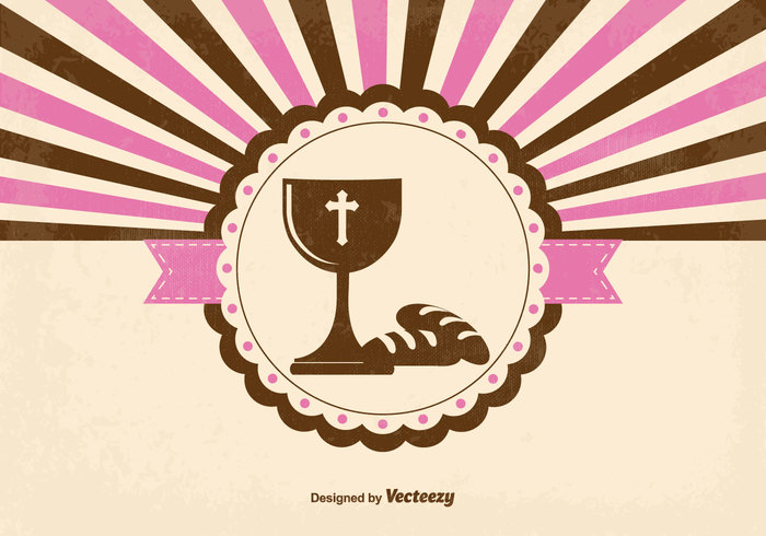 wine vintage vector trendy the symbol sunburst stock silhouette sign retro religious religion quirky poster pop list invitation illustration holy hand graphic grail glass fun free food eucharist vector Eucharist drink drawn design cut cup confirmation communion color christian chalice catholic cartoon bread beverage baptism baptise background art application alcohol