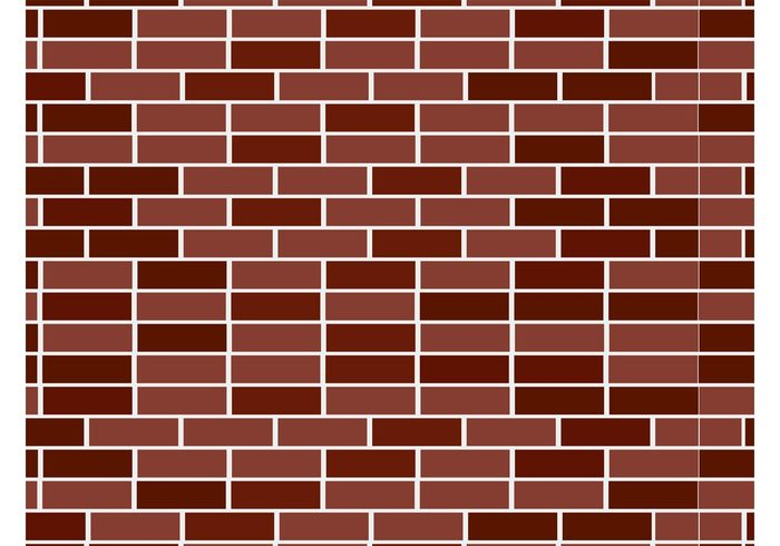 Wall vector seamless pattern Rectangles geometric shapes exterior construction builder bricks background backdrop architecture