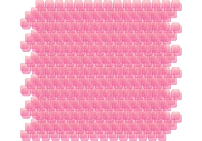 wallpaper vibrant squares soft shiny rounded pink pattern Optic invitation image glowing element effect bubbles brochure bright blur
