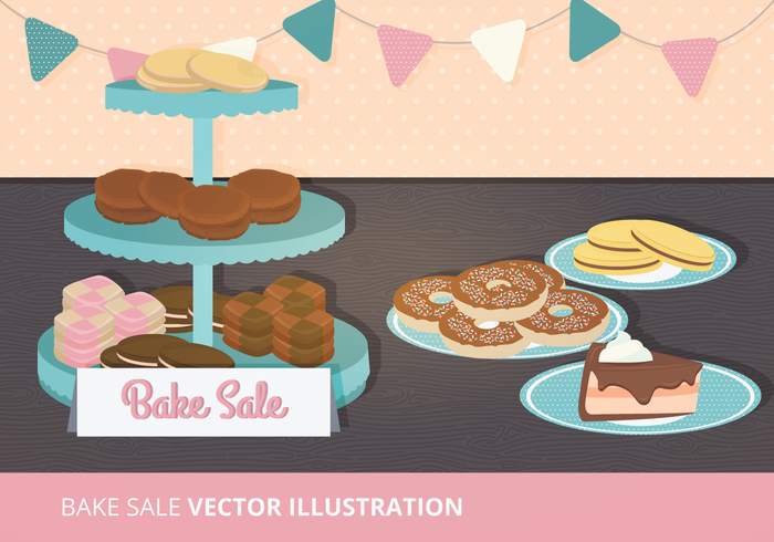 yummy Treat sweets sweet store showcase show shop shelf sale plates plate pastry party market illustration gourmet food event dessert cupcake stand cream cookies Cookie chocolate candy cake slice isolated cake brown baking bakery bake sale Assortment