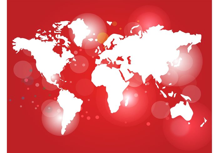 world warm vacation travel red map Intense holiday geography free backgrounds earth Discovery continents