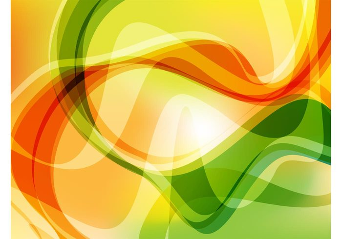 waves vintage swirl sixties seventies retro red motion liquid green flow Cool backgrounds colors colorful 70's 60's