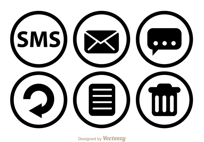 text technology sms icons sms icon sms silhouette reply phone message mail emailing email icon email delete contact communication circle chat black