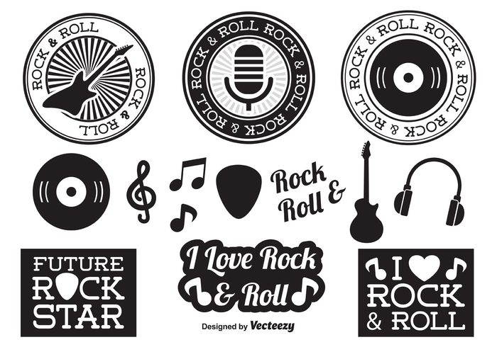 Rock And Roll Elements 137856 Welovesolo