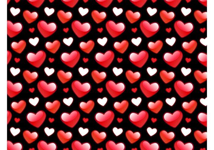 wedding wallpaper valentine shiny shine seamless romantic romance reflection hearts greeting card engagement background