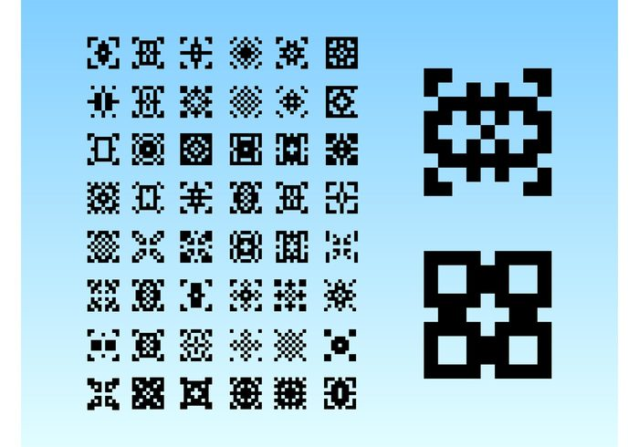 wallpaper vintage squares retro Processor Playstation pixelated pixel pattern minimal gaming games Digital art background