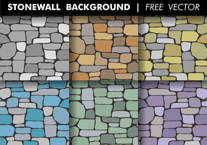 wallpaper wall stonewall vector stonewall stones stone wall shapes rocks exterior drawing decoration construction concrete colors cement building bricks blocks background architecture