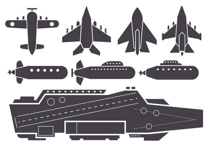 world war view USA transportation transport top submarine soldier silhouette ship set rocket power plane old Missile military marine illustration icon graphic Force flight fighting fighter east Conflict combat collection Carrier Bomber black Battleship Battlefield background aviation attack army airplane aircraft carrier aircraft