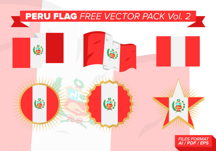 world white vector travel territory symbol state sign set round red Peruvian peru Patriotism patriotic Patriot official nationality national nation metal location Journey isolated illustration icon graphic flag ensign emblem Destination design country color circle button banner background america