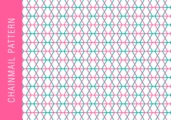 tosca texture seamless pattern seamless background seamless polygone pink pattern outline line chainmail pattern chainmail background pattern chainmail background chainmail background pattern background