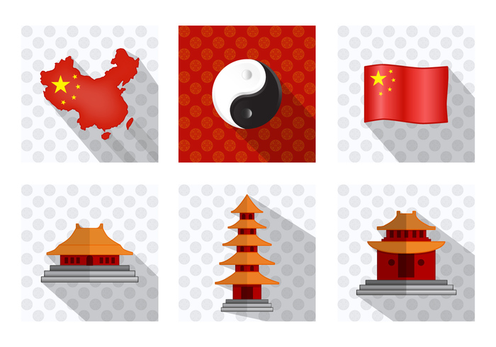 vector travel traditional town tourism temple symbol red pagoda old monks map landscape landmarks japan illustration icon east dragon design culture city chinese china town china character building Believe Beijing banners background asia artwork architecture ancient