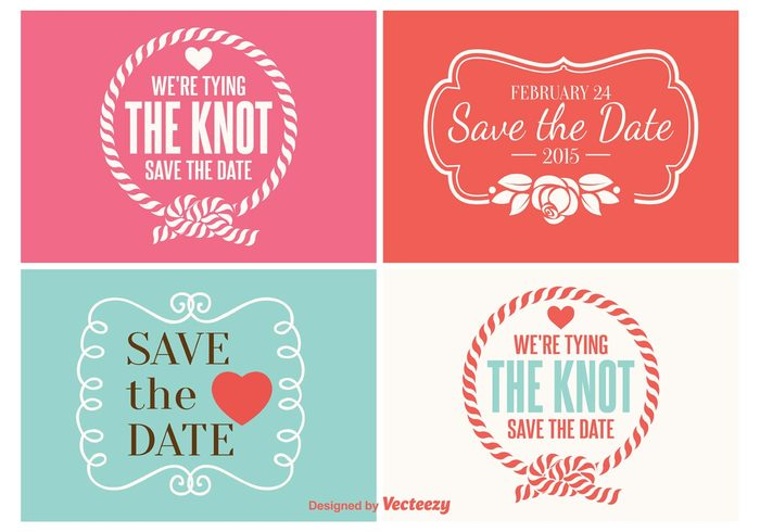 white wedding vintage vector valentines day valentine type tying the knot template tag swirl set seal save the date save Retro style retro pink ornament mini cards married love labels label invitation illustration heart happy groom greeting graphic getting married flourish element doodle frame design decoration day date cute couple celebration card calligraphic bride blue banner background