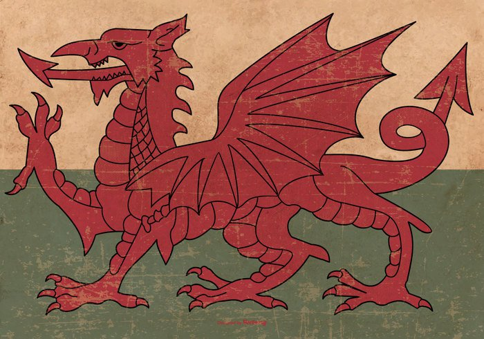 welsh wales flag wales vector flag vector United Union UK Symbolism symbol scotland red Northern national kingdom jack grunge green flying flags flag of wales flag european Europe England dragon Distressed country flag country countries British Britain background