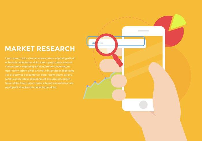user smartphone smart phone research phones phone market research wallpaper market research background market research market Hold hand graphic flat phone flat market research background analytic