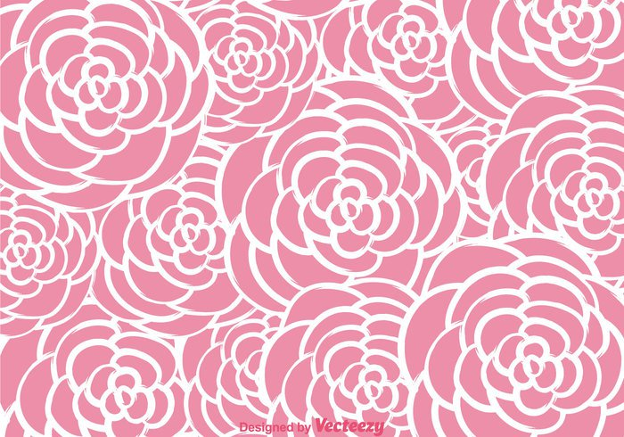 white wallpaper wall tapestry pattern wall tapestry wall tapestry shape rose wall tapestry rose pattern rose pink ornament line flower pattern flower decoration decor background abstract