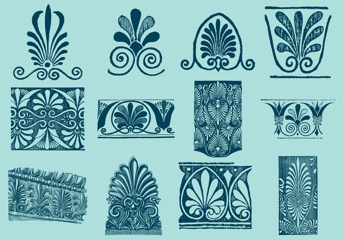 wave vintage vector traditional thread symmetry swirl stripes square shiny seamless round rich retro Repetition repeat pattern ornament motif Meandros meander maze labyrinth key illustration greek key greek gold fret frame flower floral embroidery drawing design decorative classic circle border beautiful background antique ancient