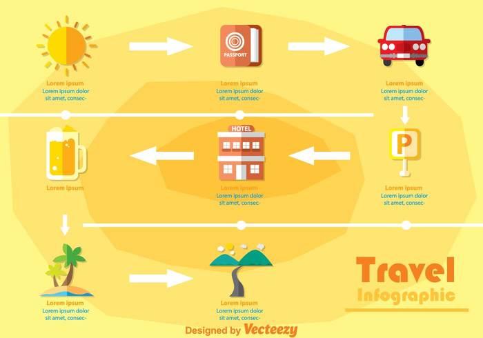 vacation travel sun summer passport parking mountain infography wallpaper infography icon infography background infography infographics infographic hotel flat event drink car beach