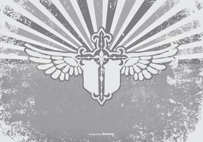 wings wealth vintage vector background vector texture tee shirt symbol sunburst spirituality silver sign shield scroll royalty rock and roll retro plaque placard pattern ornate ornament old fashioned old nobility medieval luxury knight king insignia heraldry halo grunge Gothic gold fleur d lee faith engraving Distressed design defender crown cross crest coat of arms classic circle Christianity banner background ancient affliction vector affliction