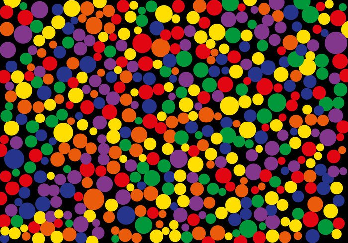 wallpaper unique simple retro polka dot background polka dot modern minimal illustration greeting graphic dot pattern decorative cute cool colorful circle bright dots bright backdrop abstract