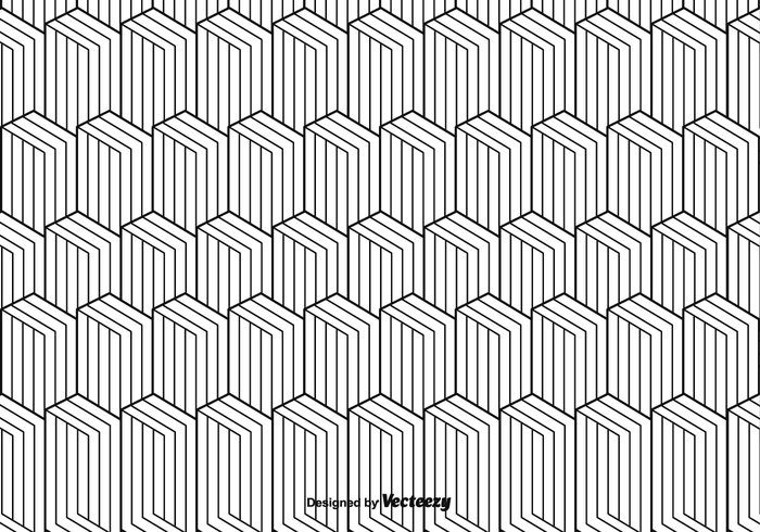 white wallpaper vector triangular square simple black and white patterns seamless pattern monochrome linear Geometry geometric free flat decorative decoration cube block black background abstract