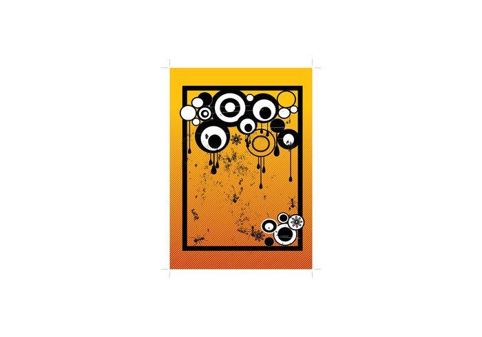 splatter splat splash shape print painter paint ink grungy grunge graffiti emo drop drip dirty cool banner background