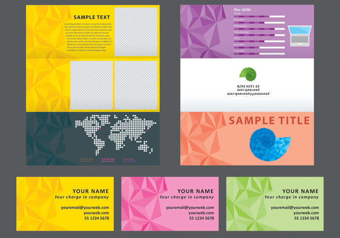 visual trifold brochure tri fold brochure theme template space promotion presentation portfolio plan office marketing layout information empty document design corporate content company card business brochure template brochure banner background advertise