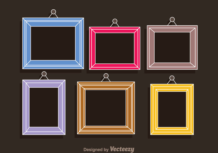 Colorful Frames Photo Collage Template 114909 - WeLoveSoLo