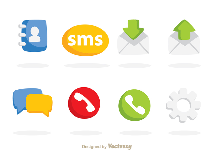 social media social sms icons sms icon sms smartphone setting set up sent reply received phone mobile message mail hang off email icon email contact communication chat call