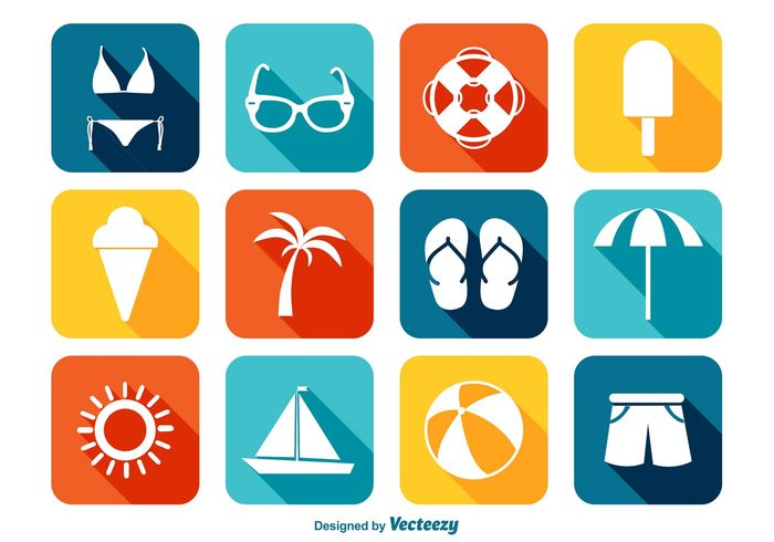 web voyage vacation trip travel tourism tour symbol sunglasses sun summer icons summer icon summer style sign shorts ship shadow seagull rest palm orange long shadow long lifebuoy Journey icons icon set icon flippers flat element cream cool computer colorful clean cap button boat application app