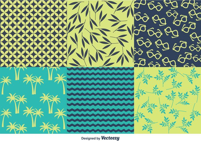 zig zag wallpaper tropical texture Textile summer spring seamless retro pattern pattern palm tree pattern palm tree outdoors nature pattern nature leaf pattern leaf geometric fun foliage floral fabric chevron pattern chevron blue beach background