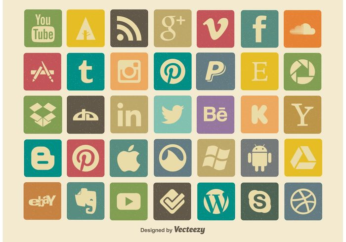 wireless vintage icons vintage twitter icon talking symbol speech bubble social network social media icons social media social sign sale retro profile phone people pen objects networking network icon network media like letter internet information icon set icon globe global facebook icon email element display discussion digg icon connection computer communication bubble blog bird basket avatar address book