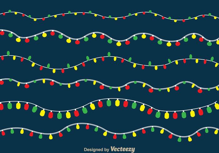 String lights string lights light bulb lamp interior holiday hanging lights decoration decor colorful bulb