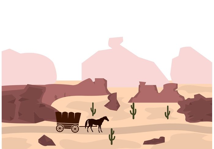 wild west background wild west wild western west wagon with horse texas sunset summer ranch old nature mountains mountain mexico landscape horse desert covered wagon cactus Arizona american