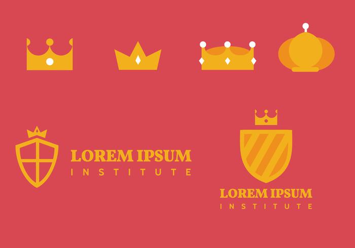 vintage shield royalty royal regal queen Prince old logo king elegance design crowns logo crowns crown logos crown logo crown classic