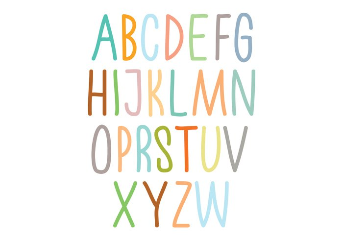 wallpaper typography letters typography type pastel letters letter funky decoration colorful capital background alphabet decoration alphabet