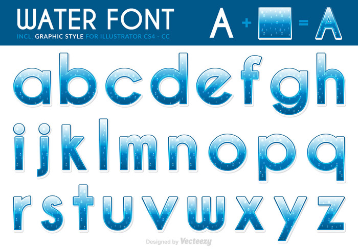 write word wave water font water vector transparent text symbol sign shape set read raindrop rain Purity liquid letter learn isolated illustration graphic style glossy frozen font drop colorful cold clean character bubble book blue background alphabet abc