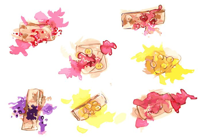 white watercolour watercolor vector Tasty sweet strawberry snack restaurant red recipe receipt plate pastry pancake painted morning mint leaf menu meal maple syrup lunch lightly-browned lemon leaf isolated illustration Homemade handpainted handdrawn hand made graphic fry fruit French food eps10 EPS drawn dessert design delicious Culinary Cuisine crepes crepe cream cooking clip chocolate Caviar cake cafe brunch brown breakfast Berry bakery bake background art